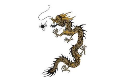 Kung Fu Golden Dragon